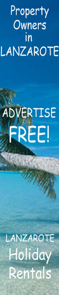 Advertise Lanzarote rental apartments Free!